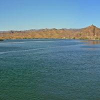 Lake Havasu Dam