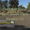 Colorado River Jack Smith Park Needles California